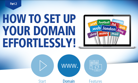 HOW TO SET UP YOUR DOMAIN EFFORTLESSLY!